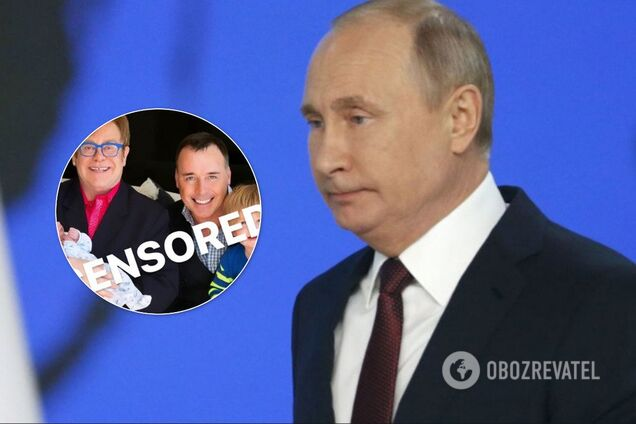 Путін осоромився на G20 і розлютив Елтона Джона