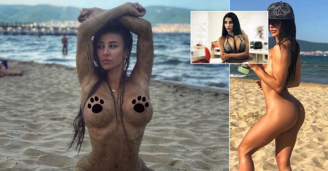 Вице-чемпионка мира из Украины похвасталась голыми фото с нудистского пляжа