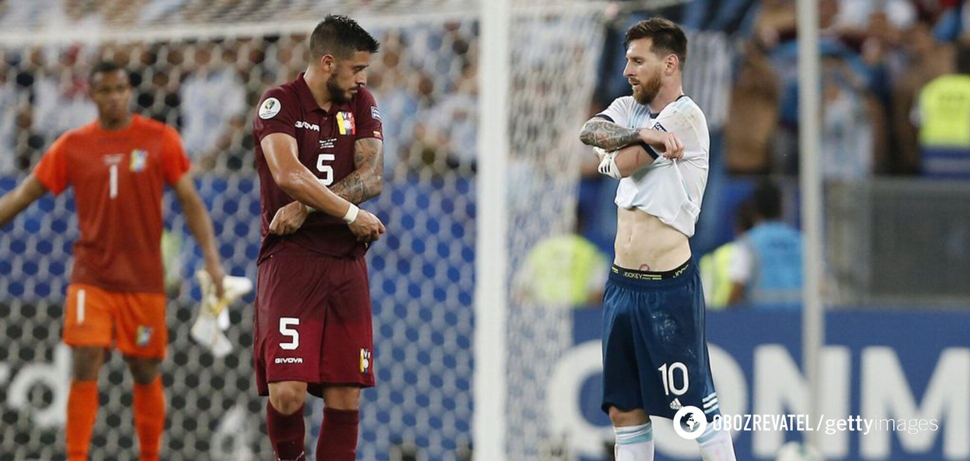 Аргентинський Ракицький: Мессі скоїв сенсаційний вчинок на матчі збірної