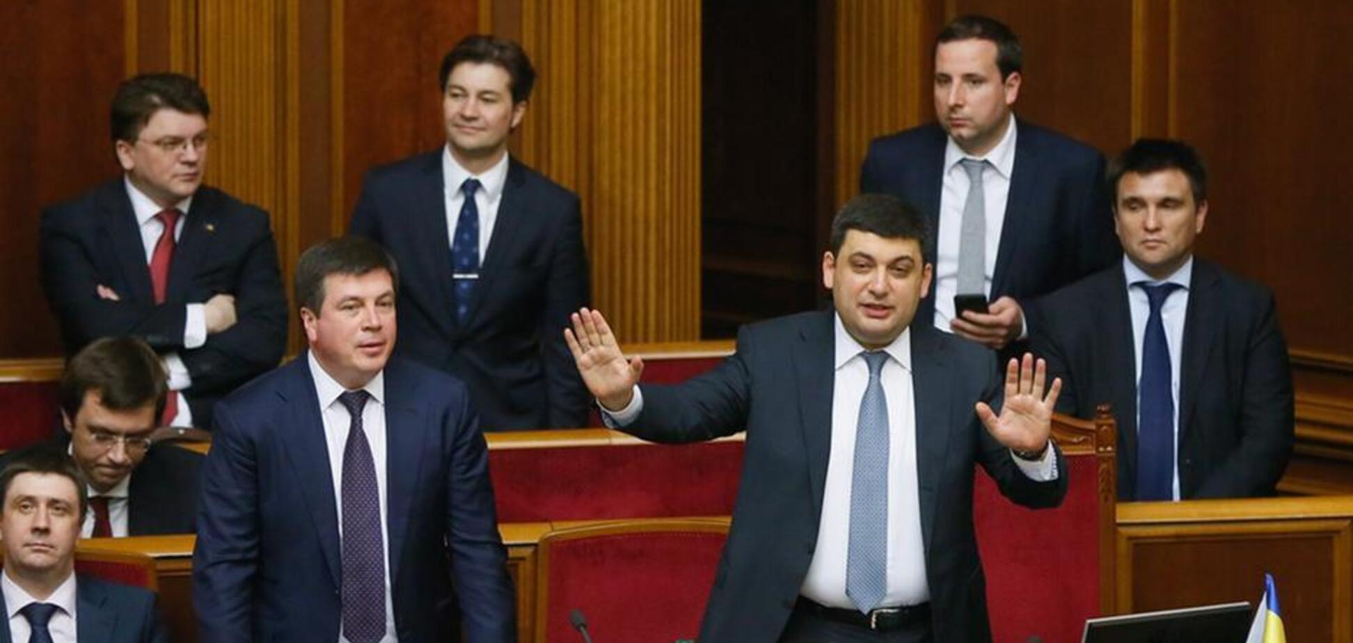 30 минималок: стало известно, кто из министров заработал больше всех в мае