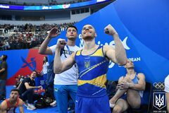 Європейські ігри: Україна взяла дві медалі у спортивній гімнастиці
