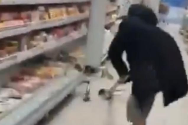 У супермаркеті Москви завелися щури