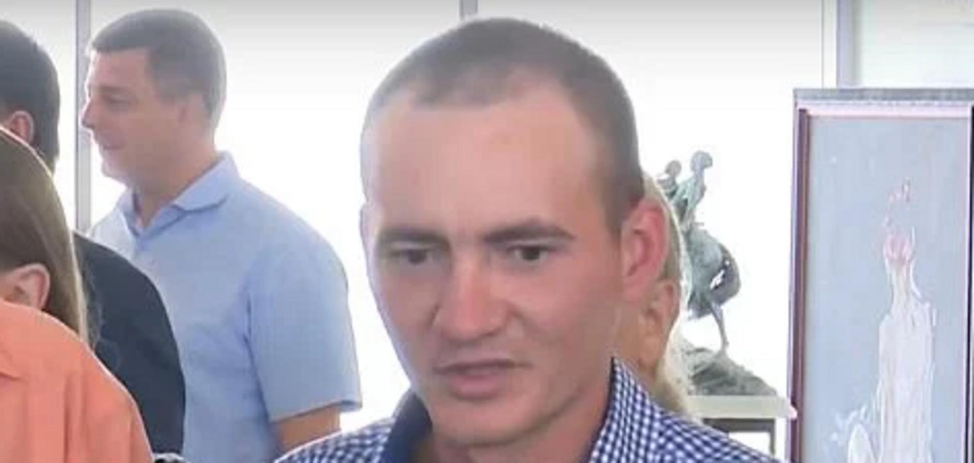 Отца сбили с ног: освобожденного Медведчуком пленного забрала СБУ