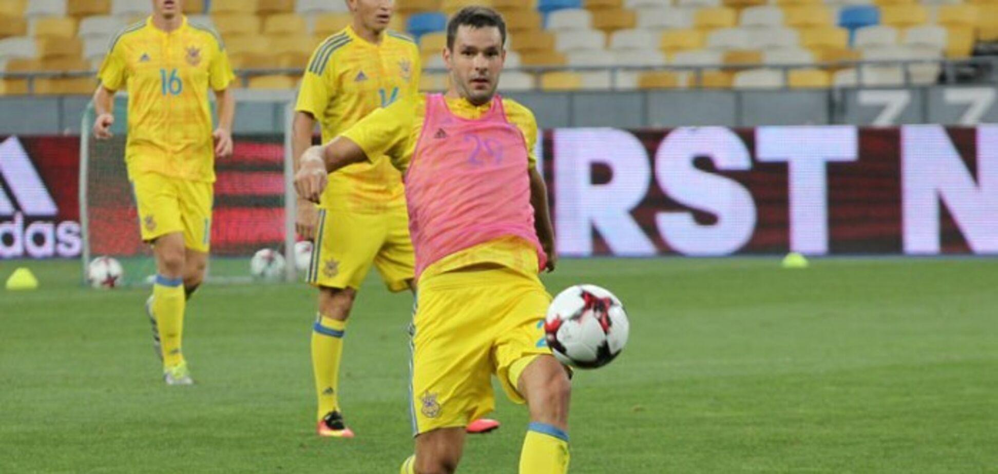 Офіційно: футболіст збірної України перейшов в елітний чемпіонат Італії