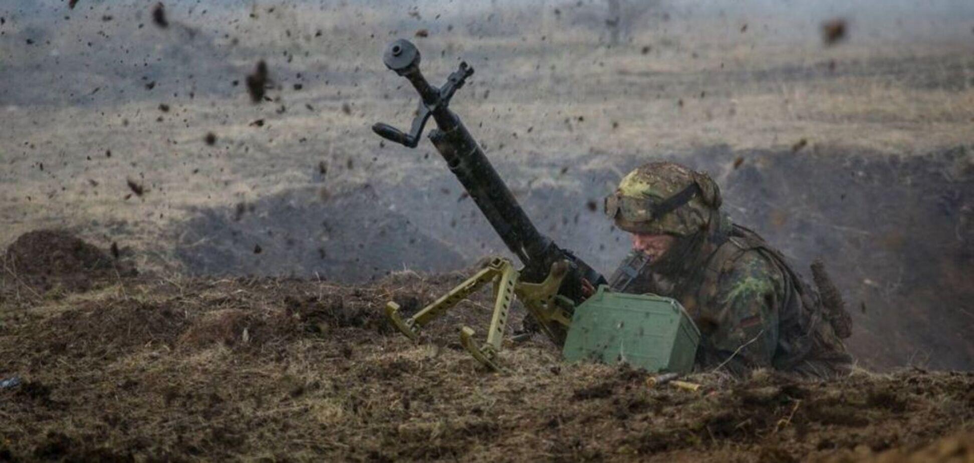 'Стены вздрагивают': на Донбассе прогремела серия взрывов