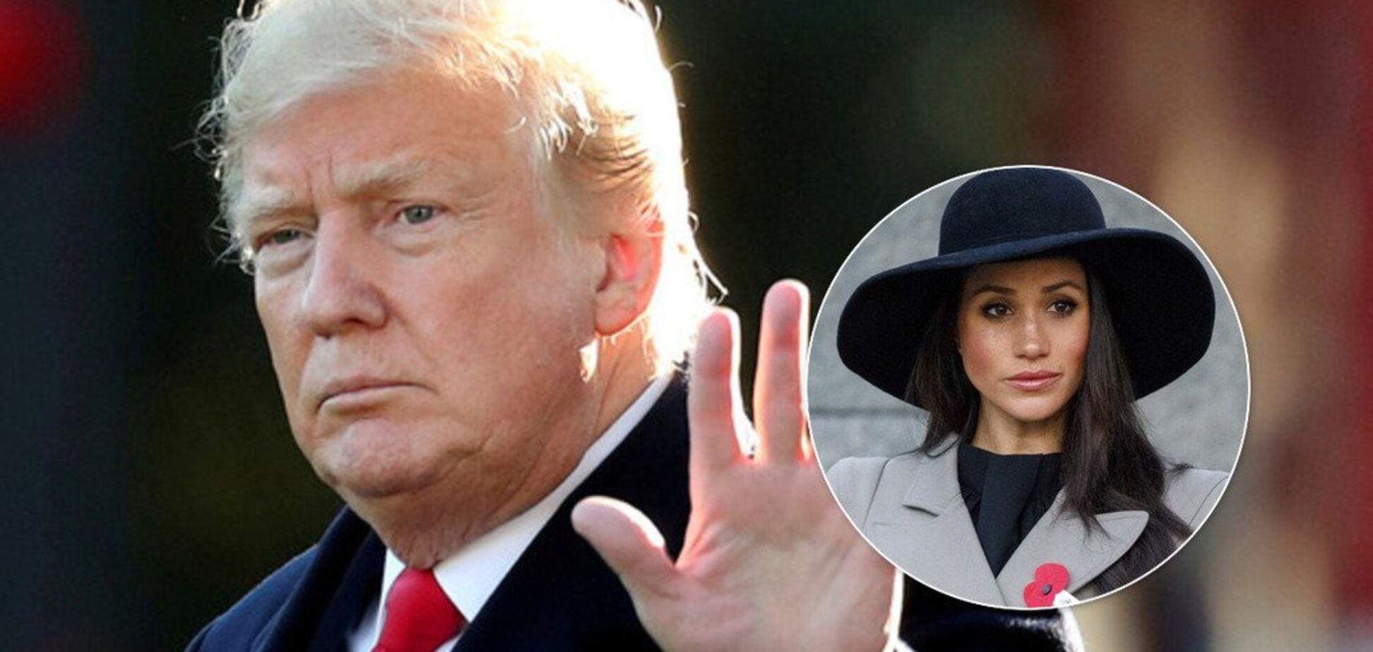 Без 'злобной' Маркл: в сети появились фото Трампа с королевой и семьей