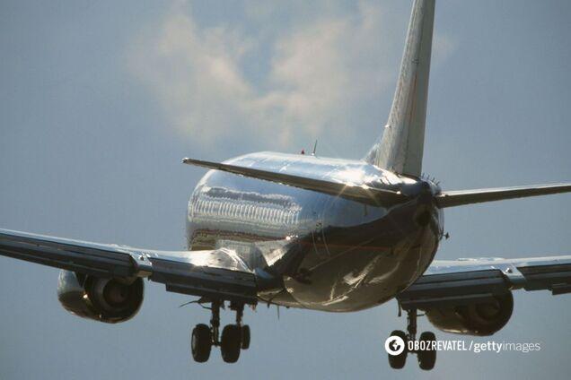 Літак Boeing 737-500