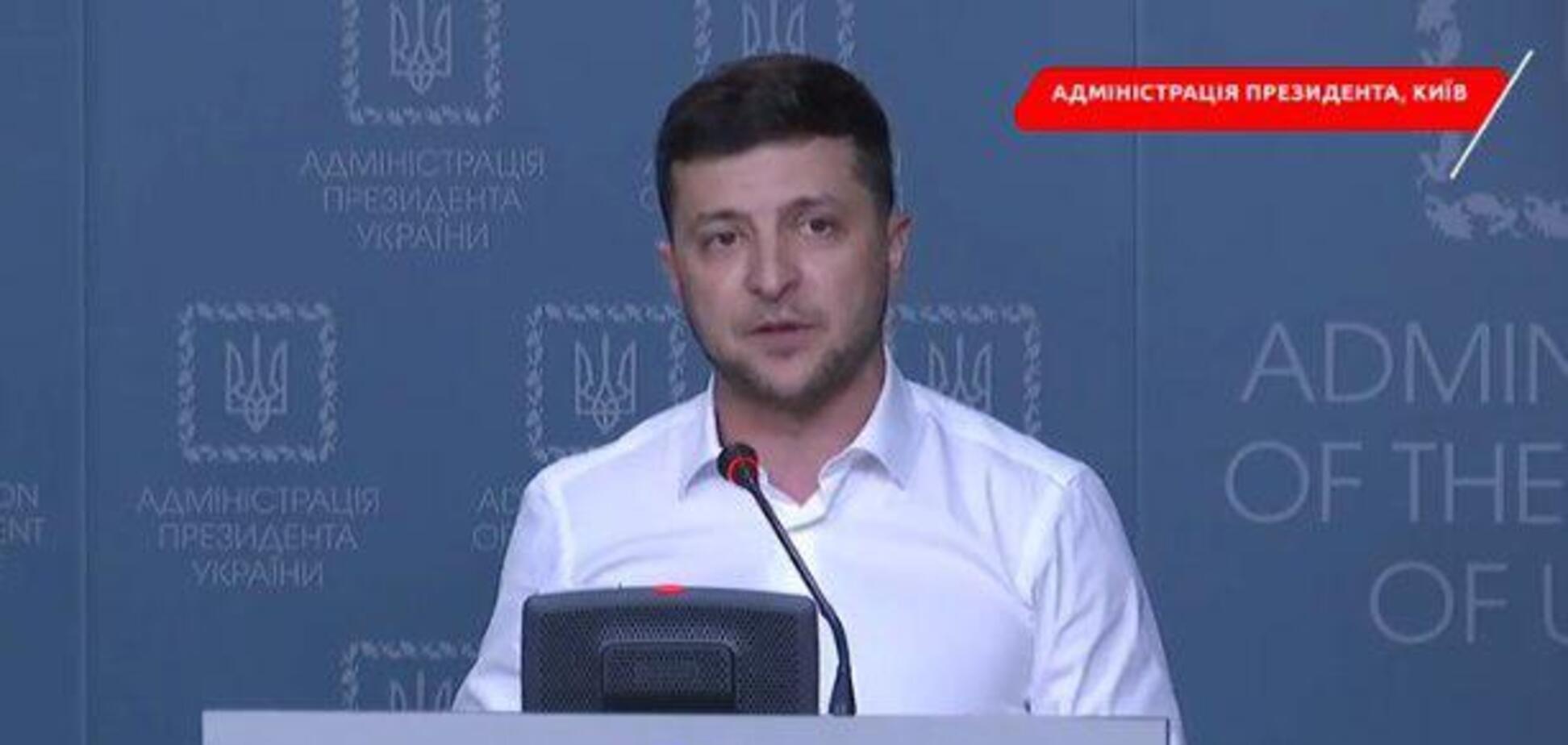 Зеленський назвав нового представника України в Контактній групі щодо Донбасу