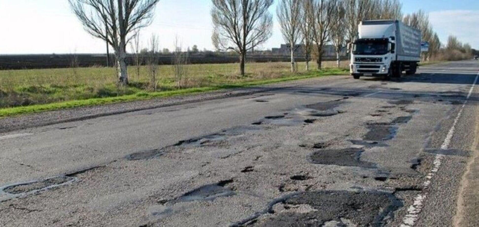 'Чуда не ждите': украинцам рассказали, как продвигается ремонт дорог