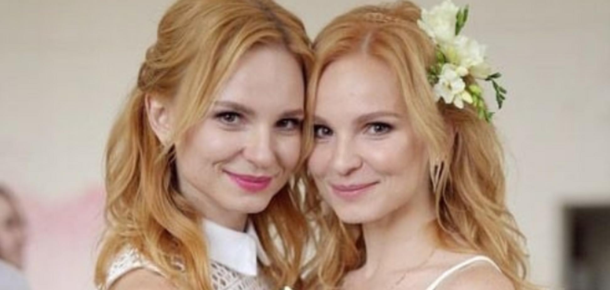 В сети появились свадебные фото участницы скандального дуэта ANNA MARIA