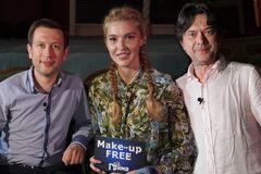 'На эту тему мы еще не соревновались', - Остап и Дмитрий Ступки в блиц-шоу 'БЕЗ ГРИМА'