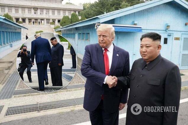 Зустріч Трампа та Кім Чен Ина