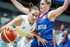 Українки завершили виступи на Євробаскеті-2019