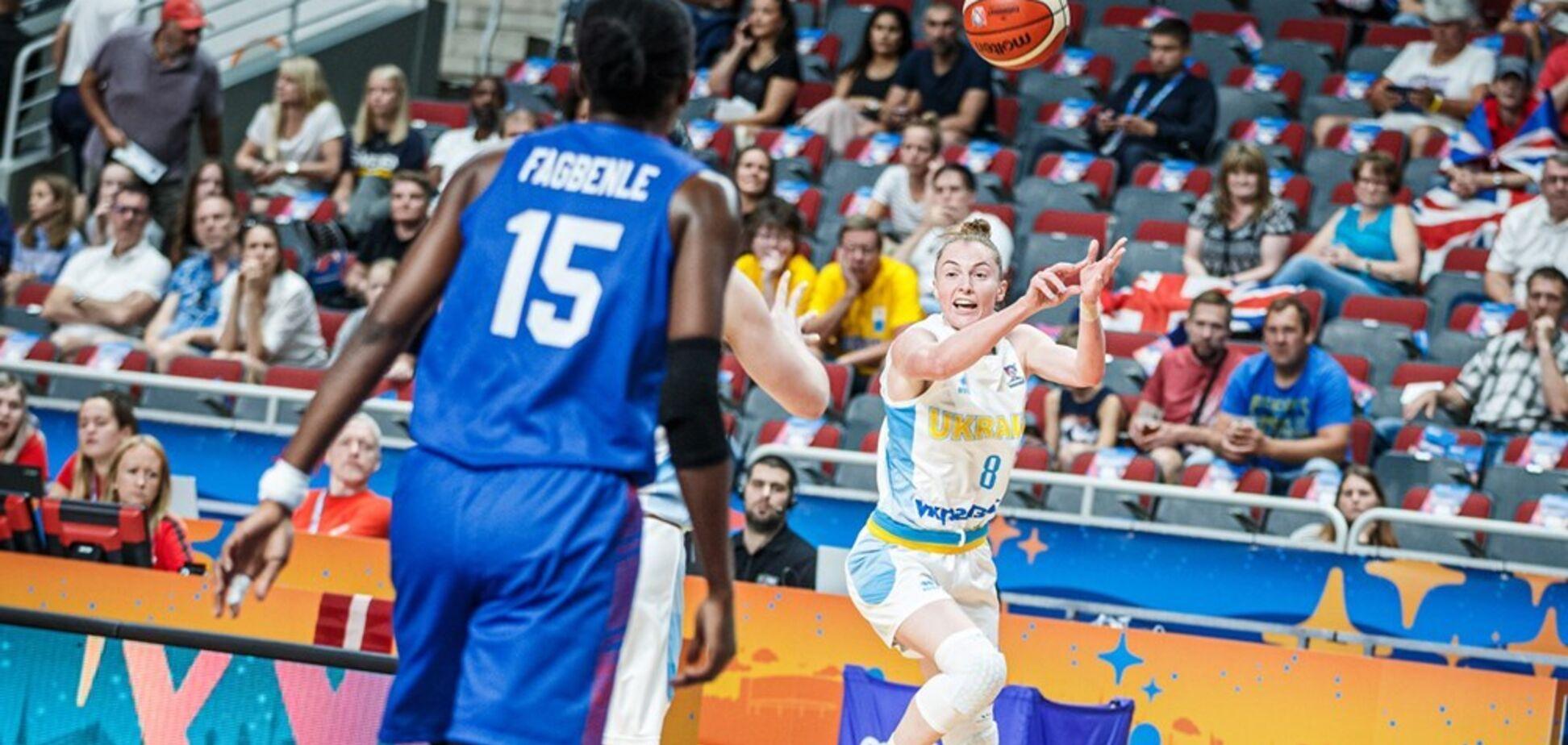 'Разобрали ошибки': баскетболистка сборной Украины ответила хейтерам в интернете