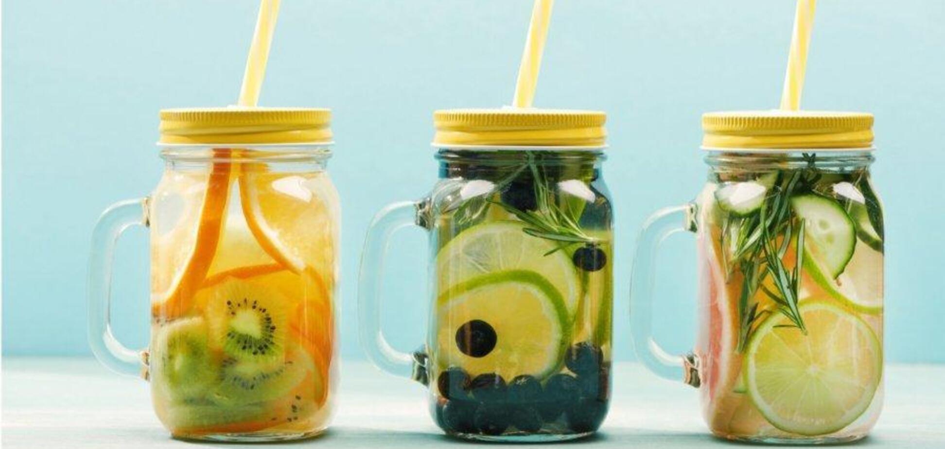 Напитки, которые вам летом необходимы