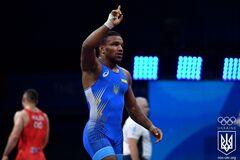 Жан Беленюк завоевал 'золото' Европейских игр