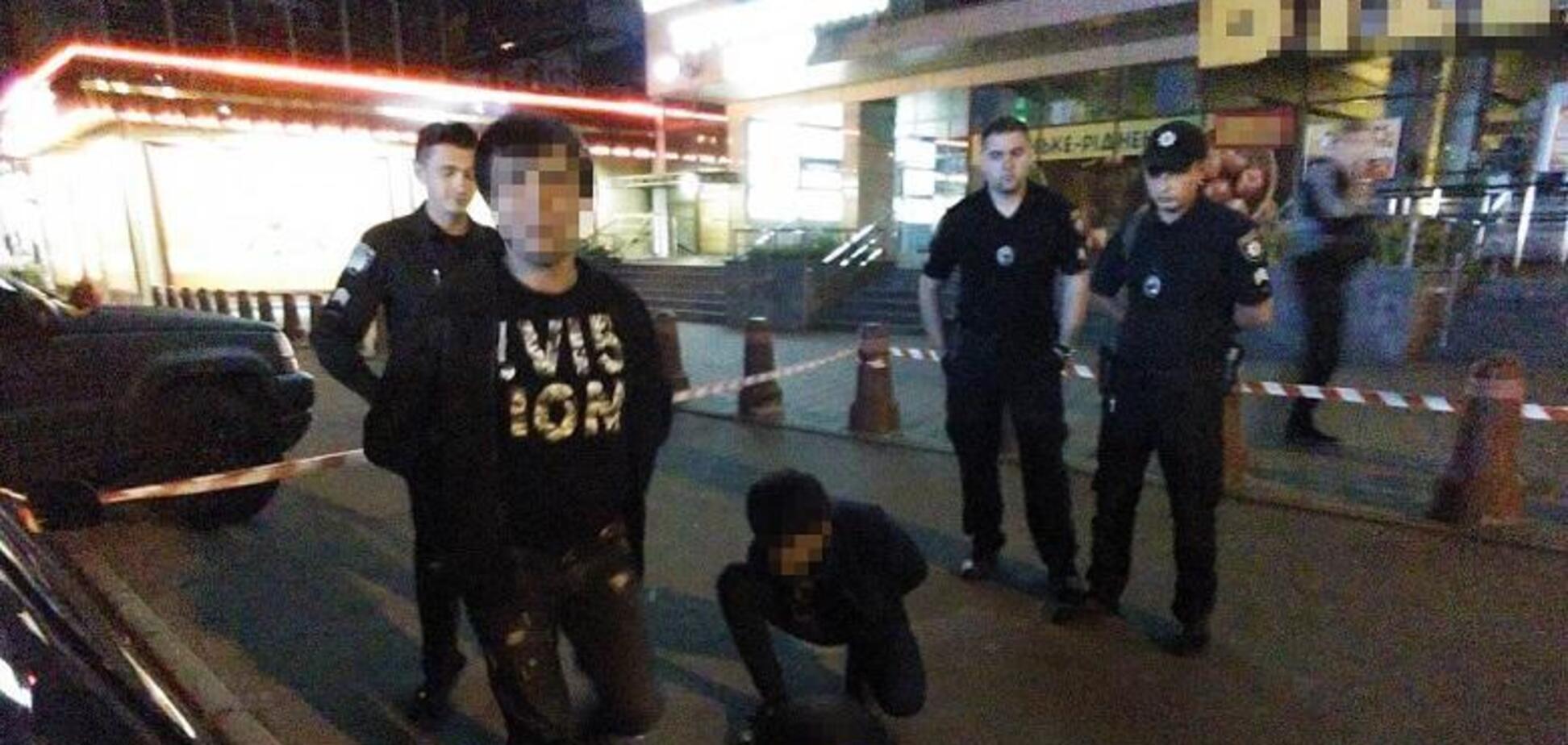 В кафе Киева произошла кровавая драка со стрельбой: выяснились новые подробности