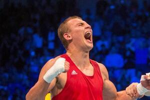 Знаменитий український боксер виграв Європейські ігри