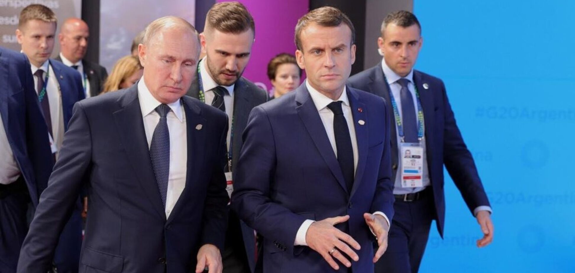 Запад хочет договориться с Россией за спиной Украины
