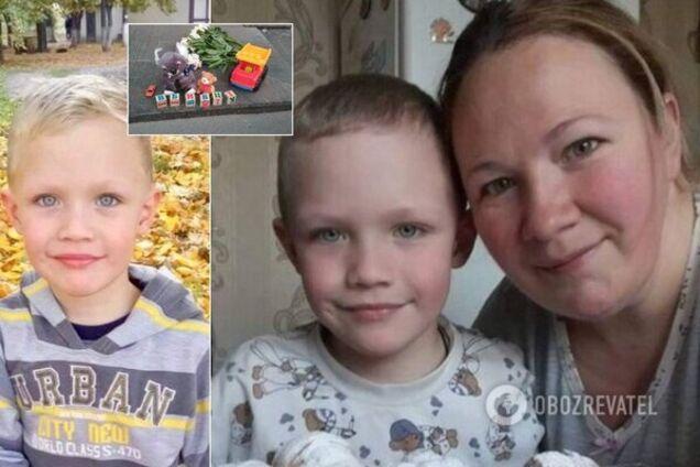 Украинцы призвали дать пожизненное полицейским, которые убили 5-летнего ребенка