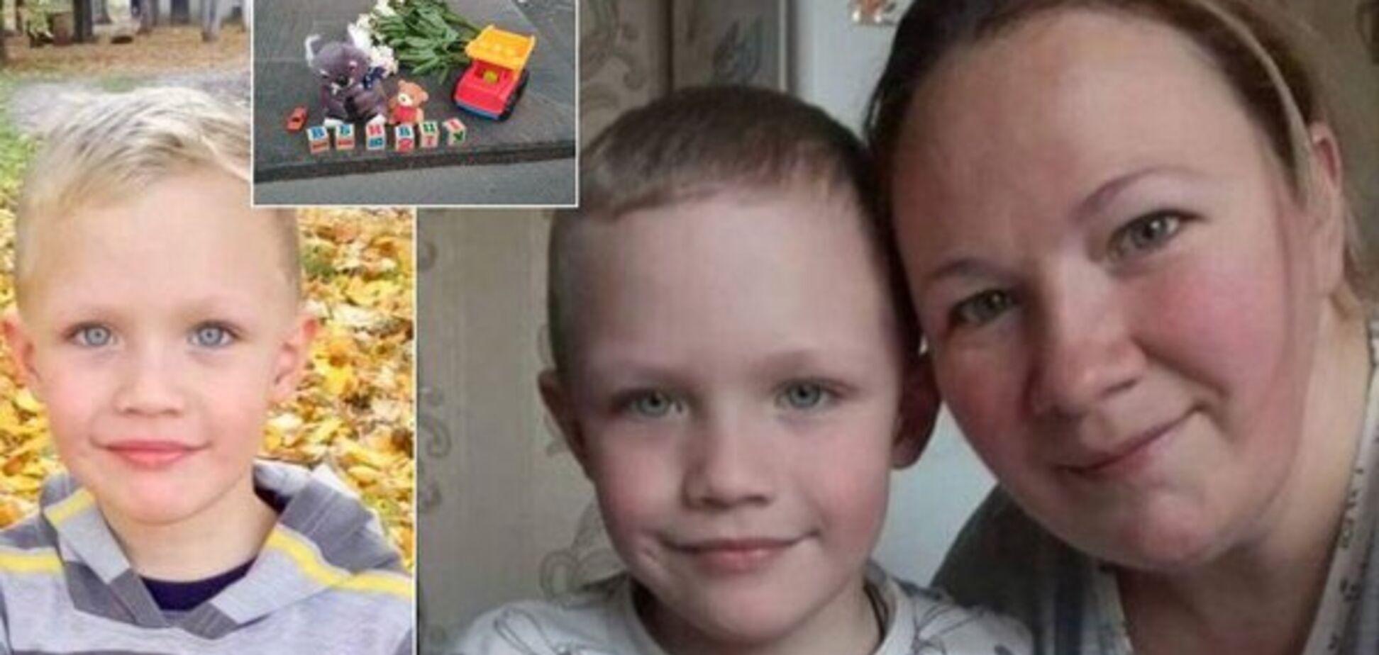 Украинцы призвали дать пожизненное полицейским за убийство 5-летнего ребенка