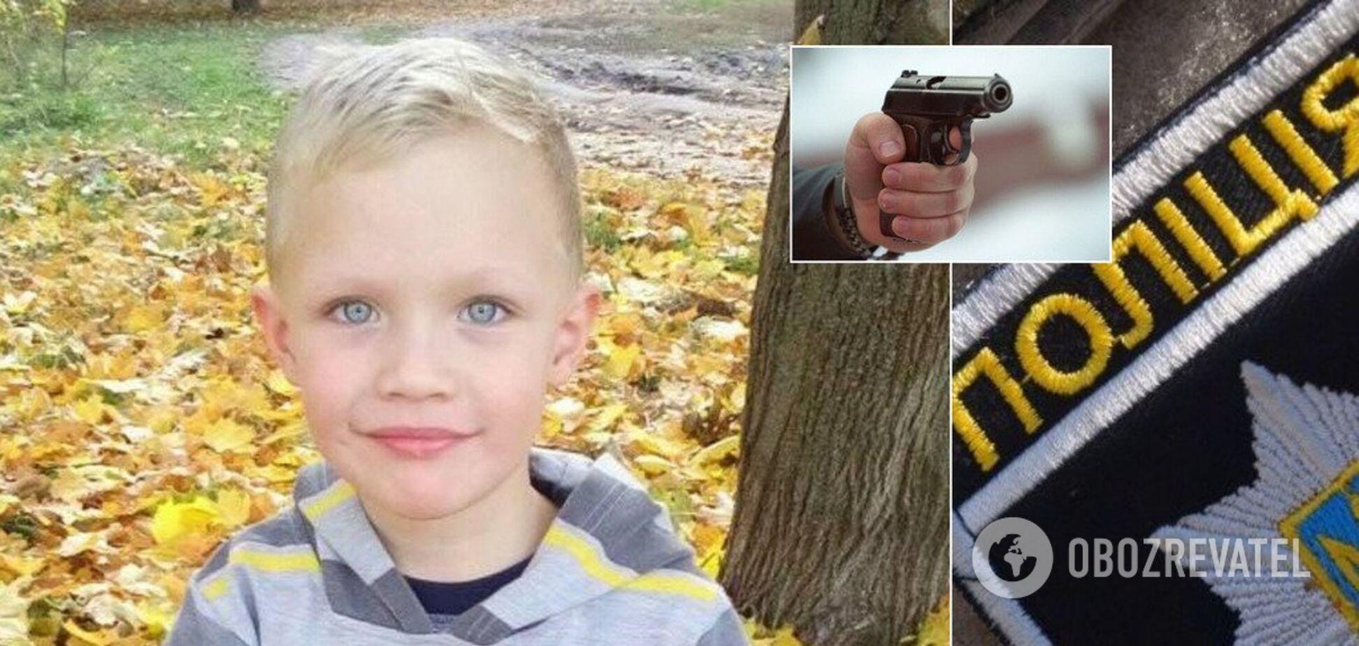 Убийство 5-летнего мальчика: всплыл вопиющий факт о полиции Переяслав-Хмельницкого