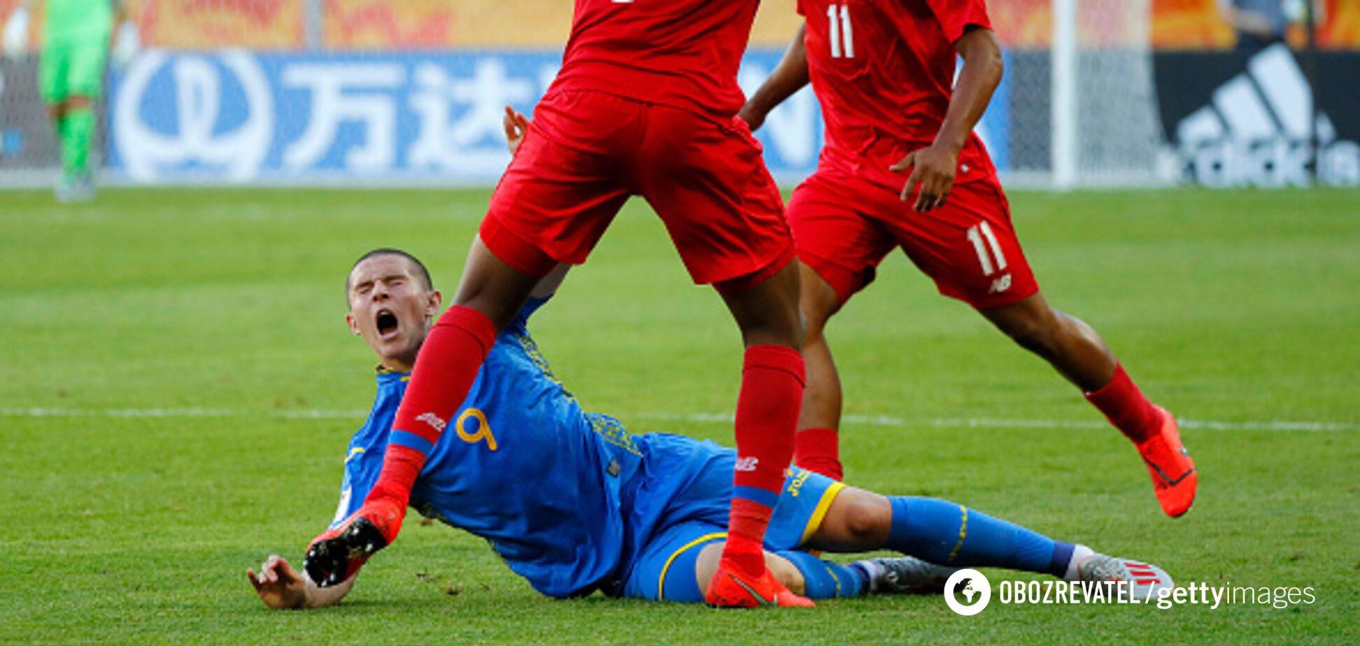Где смотреть онлайн Колумбия — Украина: расписание трансляций ЧМ по футболу U-20