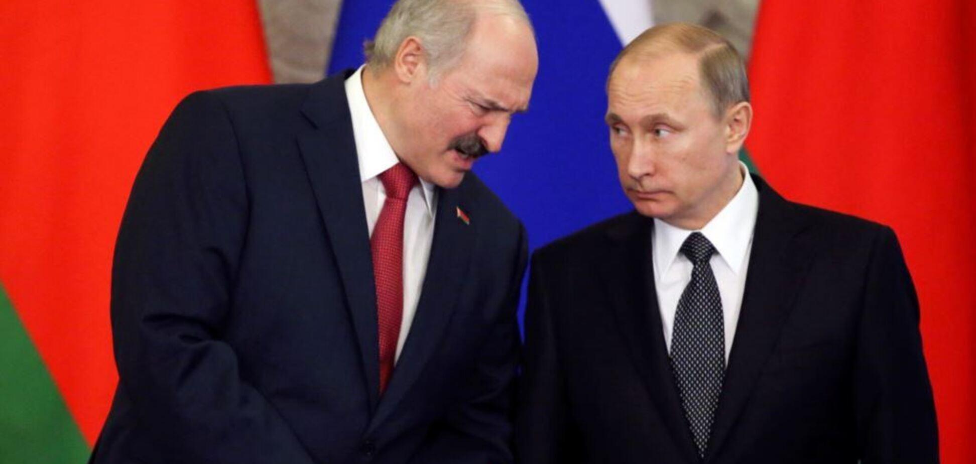 'Ползать на коленях не надо': Лукашенко жестко высказалсяо 'грязной' нефти Путина