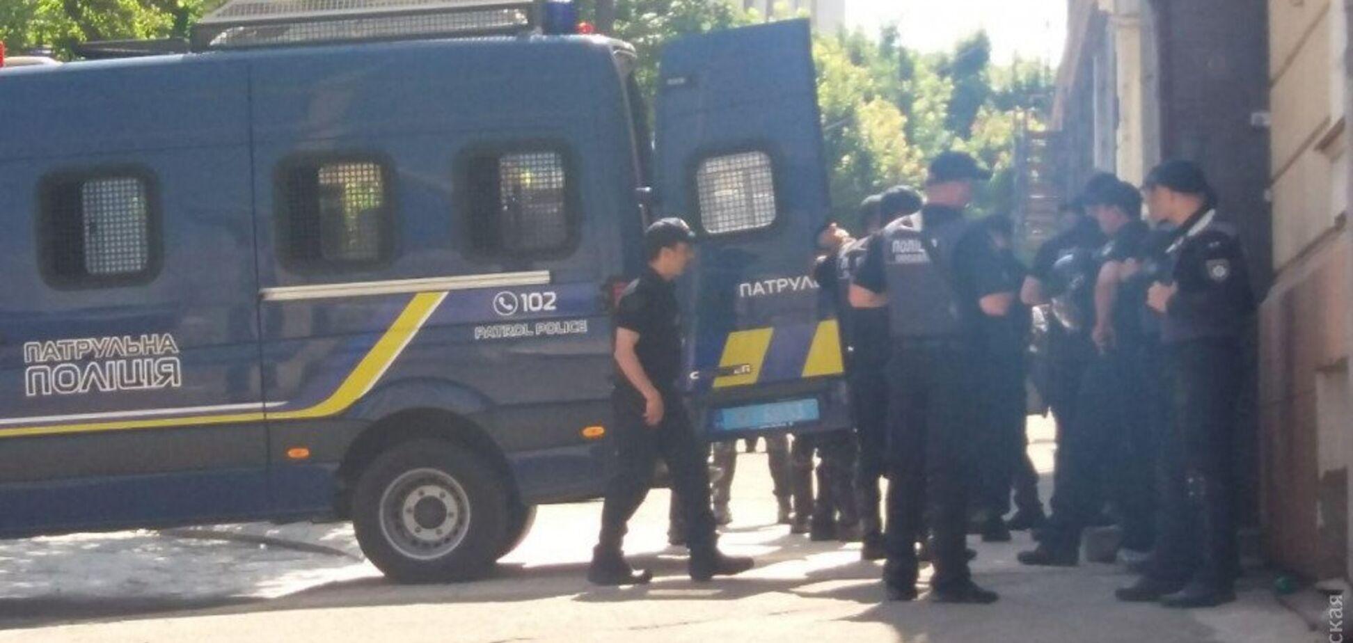 В Одесском медуниверситете произошла жесткая бойня: десятки пострадавших. Фото и видео