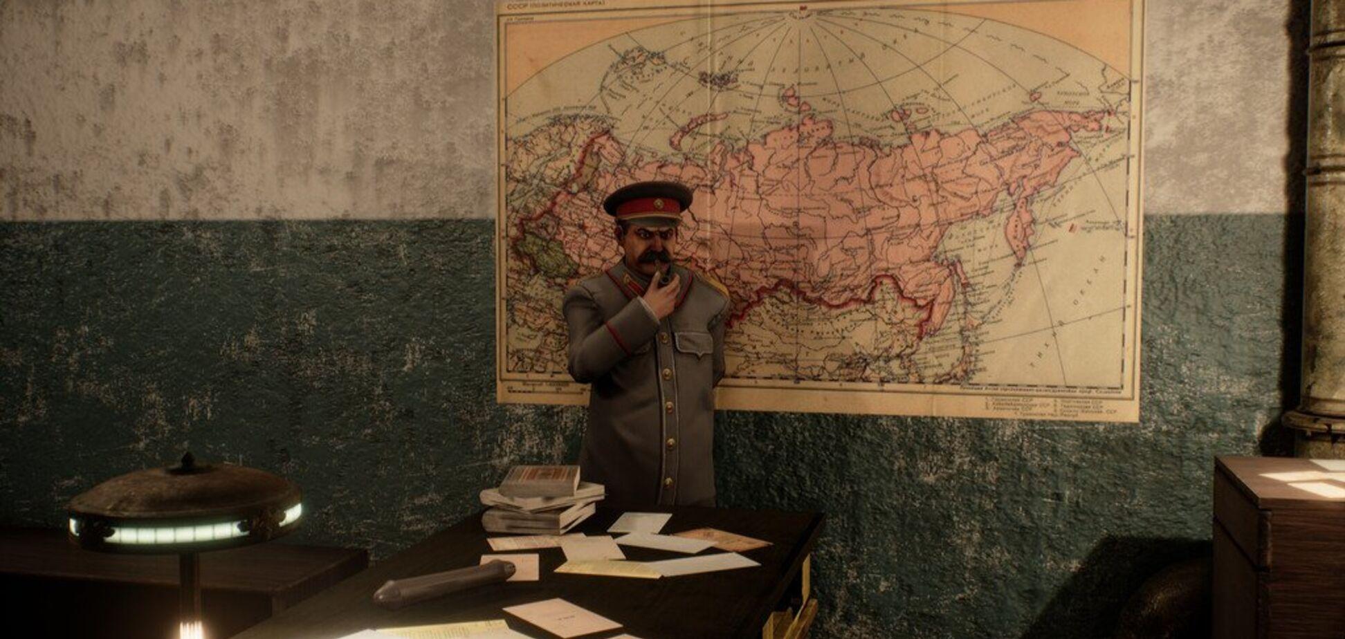 'Чоловіча любов!' У Росії виступили проти секс-гри зі Сталіним