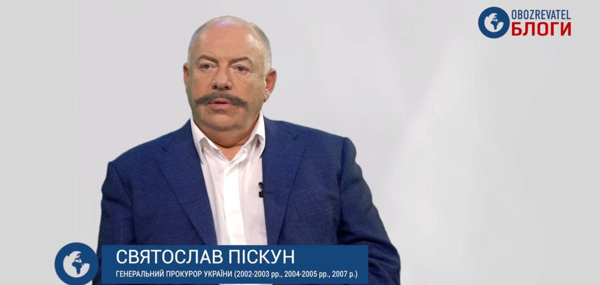 Святослав Піскун: Небезпека закритих списків партій