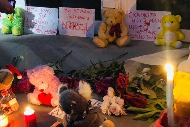 В Киеве вспыхнул новый скандал из-за убитого мальчика