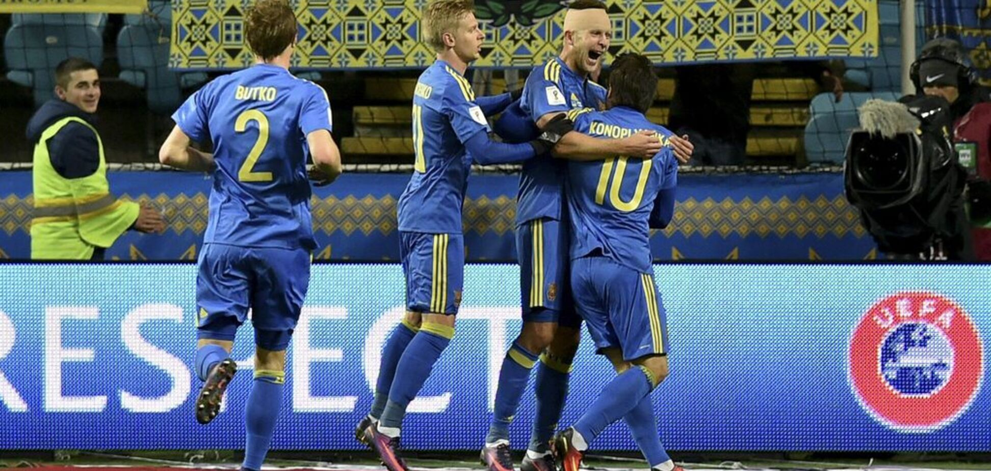 Украина – Сербия: прогноз букмекеров на матч квалификации Евро-2020