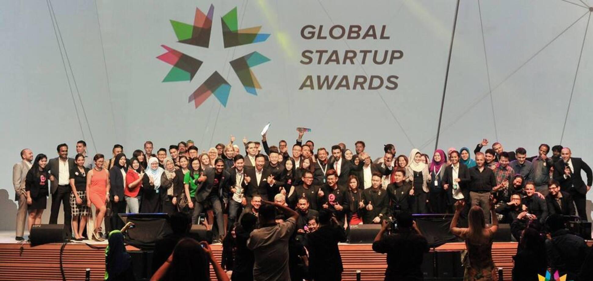 Global Startup Awards впервые проводит конкурс в Украине