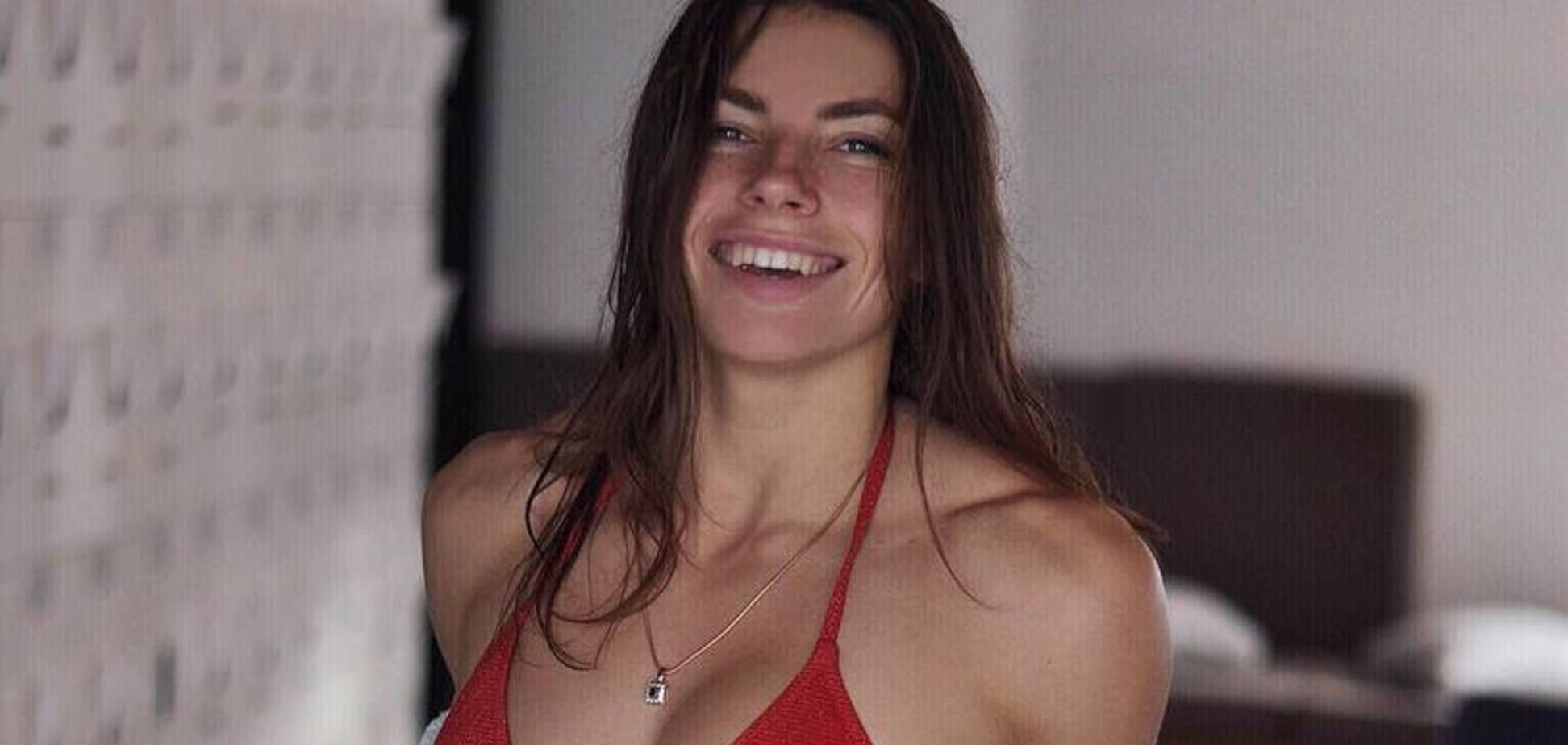 'Грех не опубликовать': звездная спортсменка из Украины снялась в откровенной фотосессии