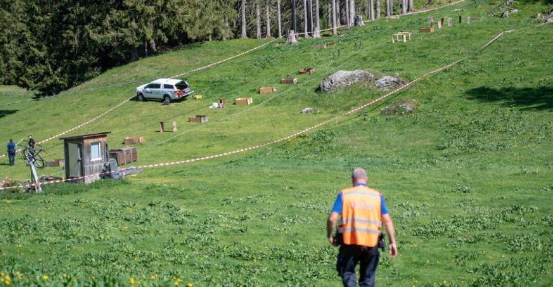 На популярном курорте в Швейцарии оборвалась канатная дорога: есть пострадавшие