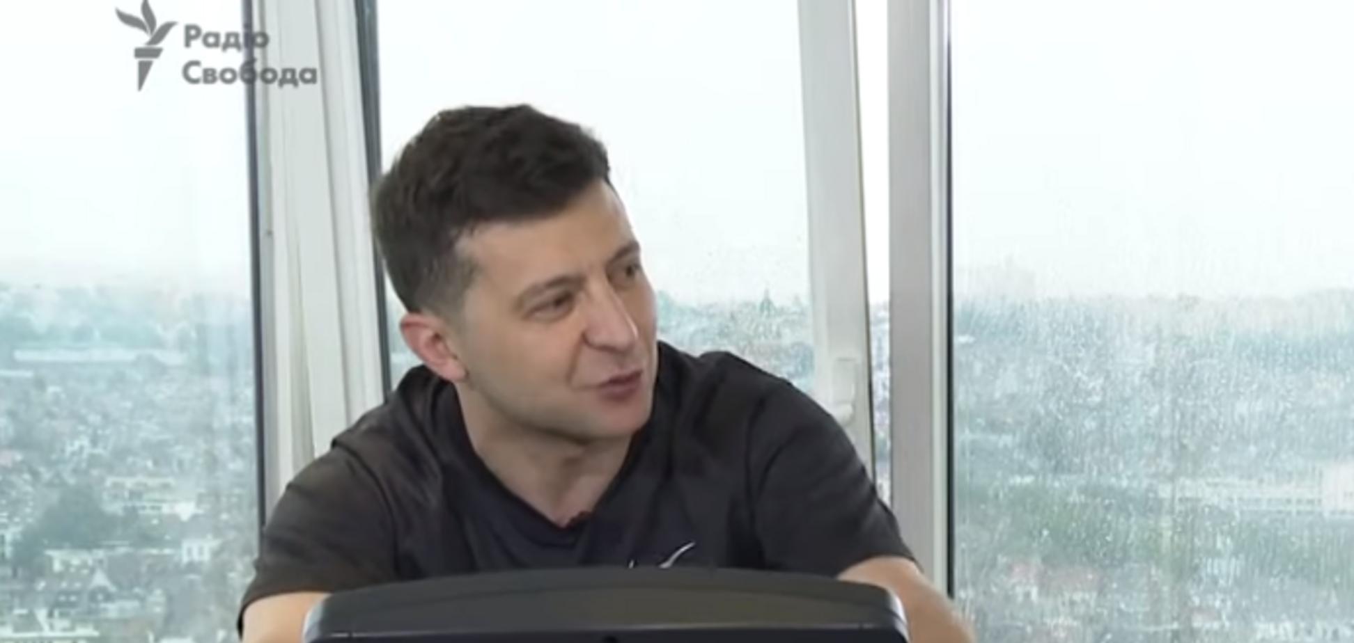 ''Це бунт більшості!'' Зеленський пояснив саботаж Ради через закон про імпічмент