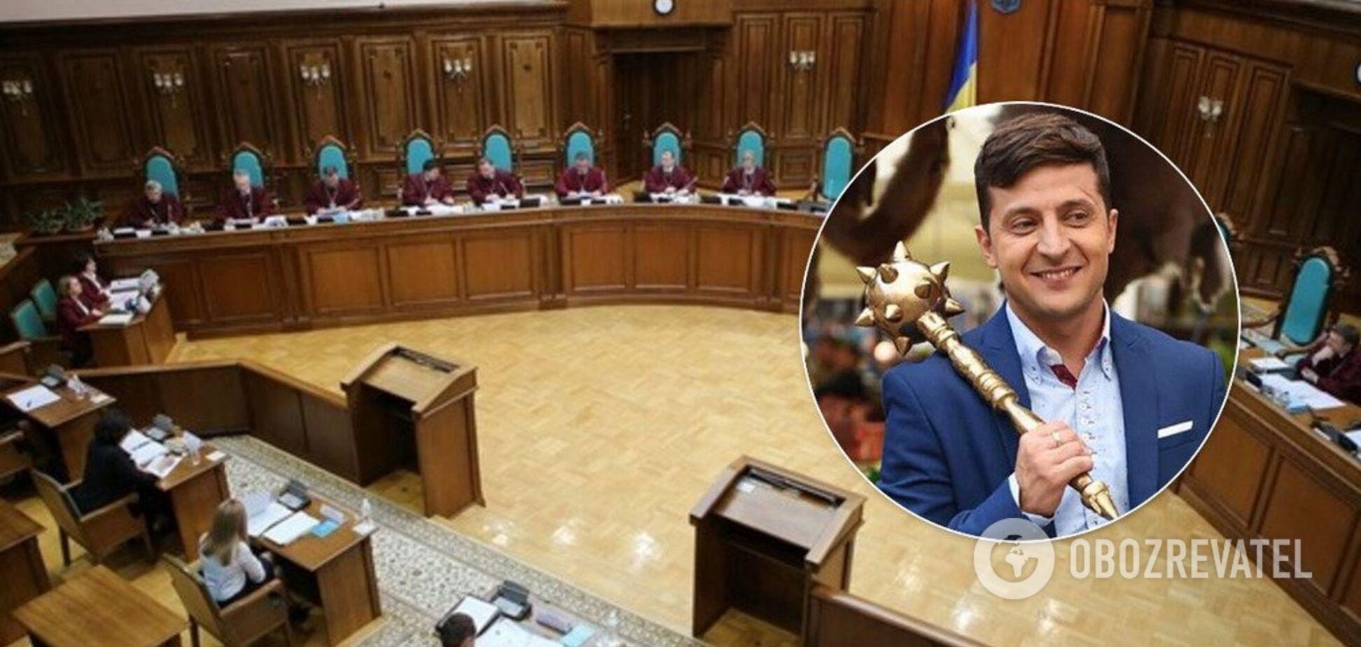 Решится судьба выборов в Раду: Конституционный суд назвал дату рассмотрения указа Зеленского