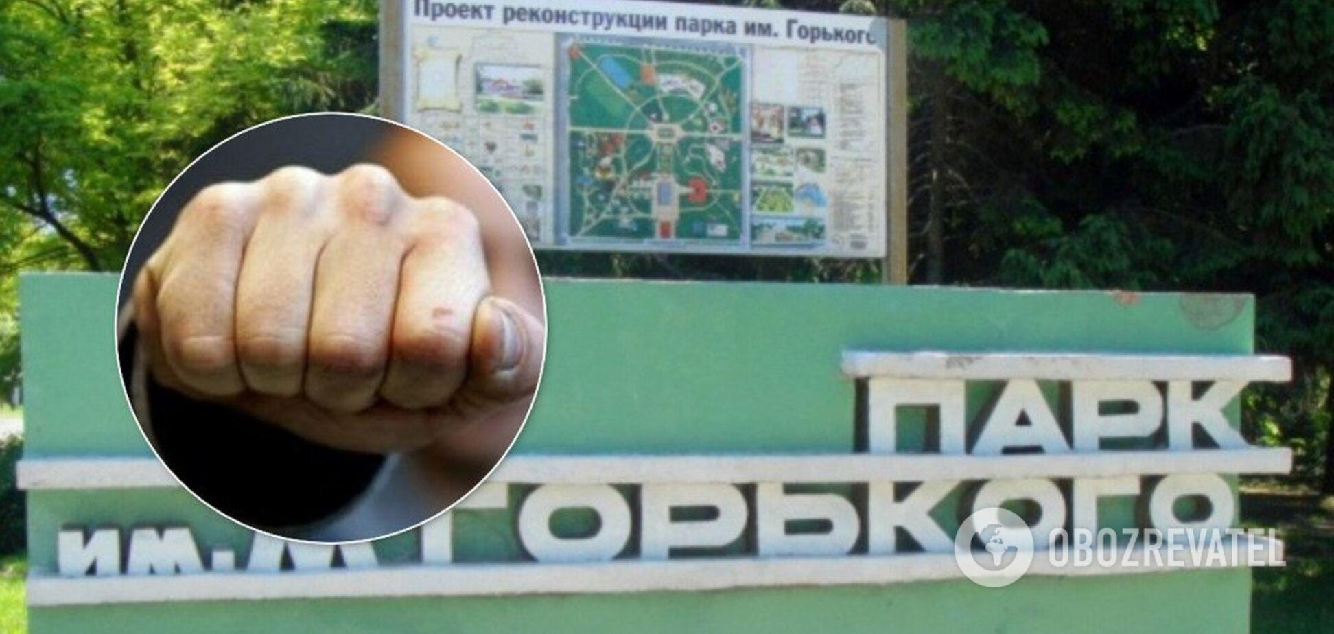 Пожилой сепаратист жестоко избил женщину в Одессе: выяснились подробности и имя