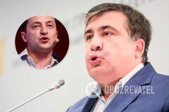 Должность для Саакашвили: Зеленский рассказал о планах