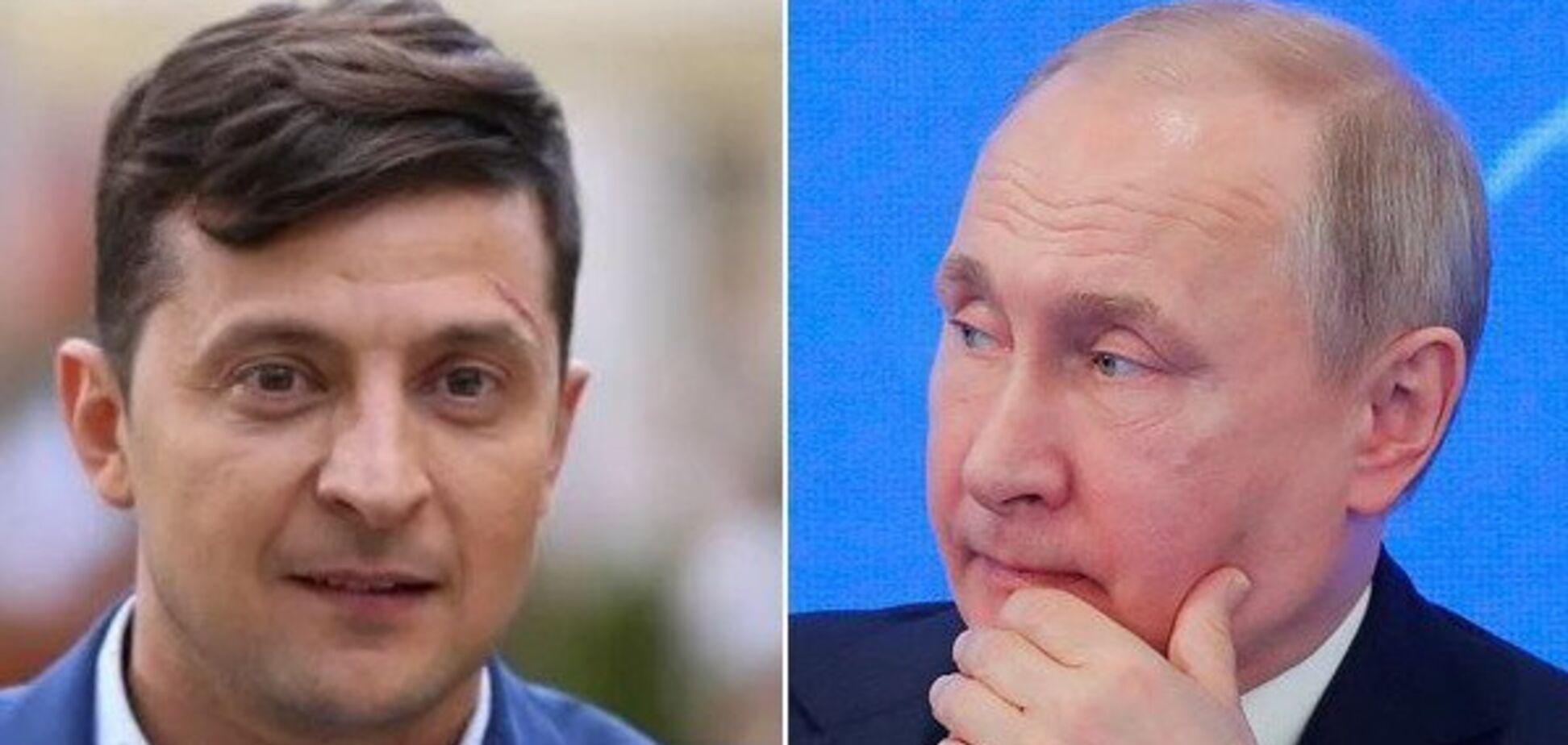 Зеленський і Путін укладуть нові угоди по Донбасу? У Росії натякнули на 'Мінськ-3'
