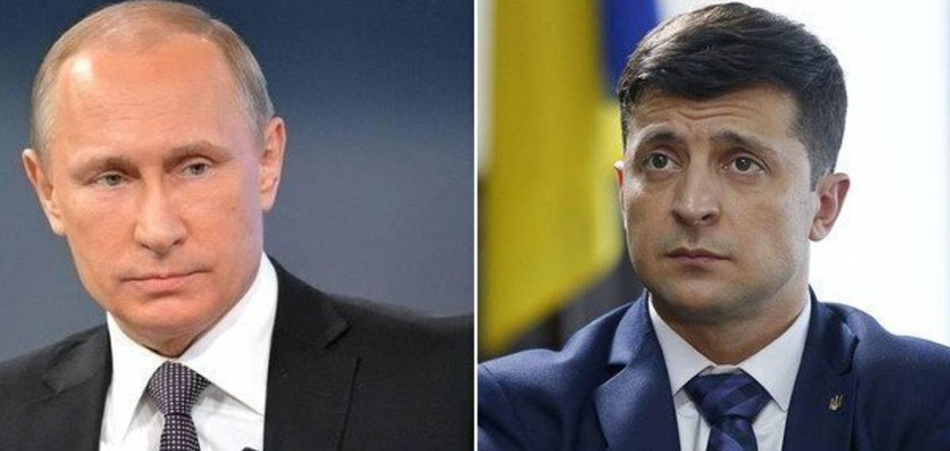 Зеленский и Путин подпишут новые соглашения по Донбассу
