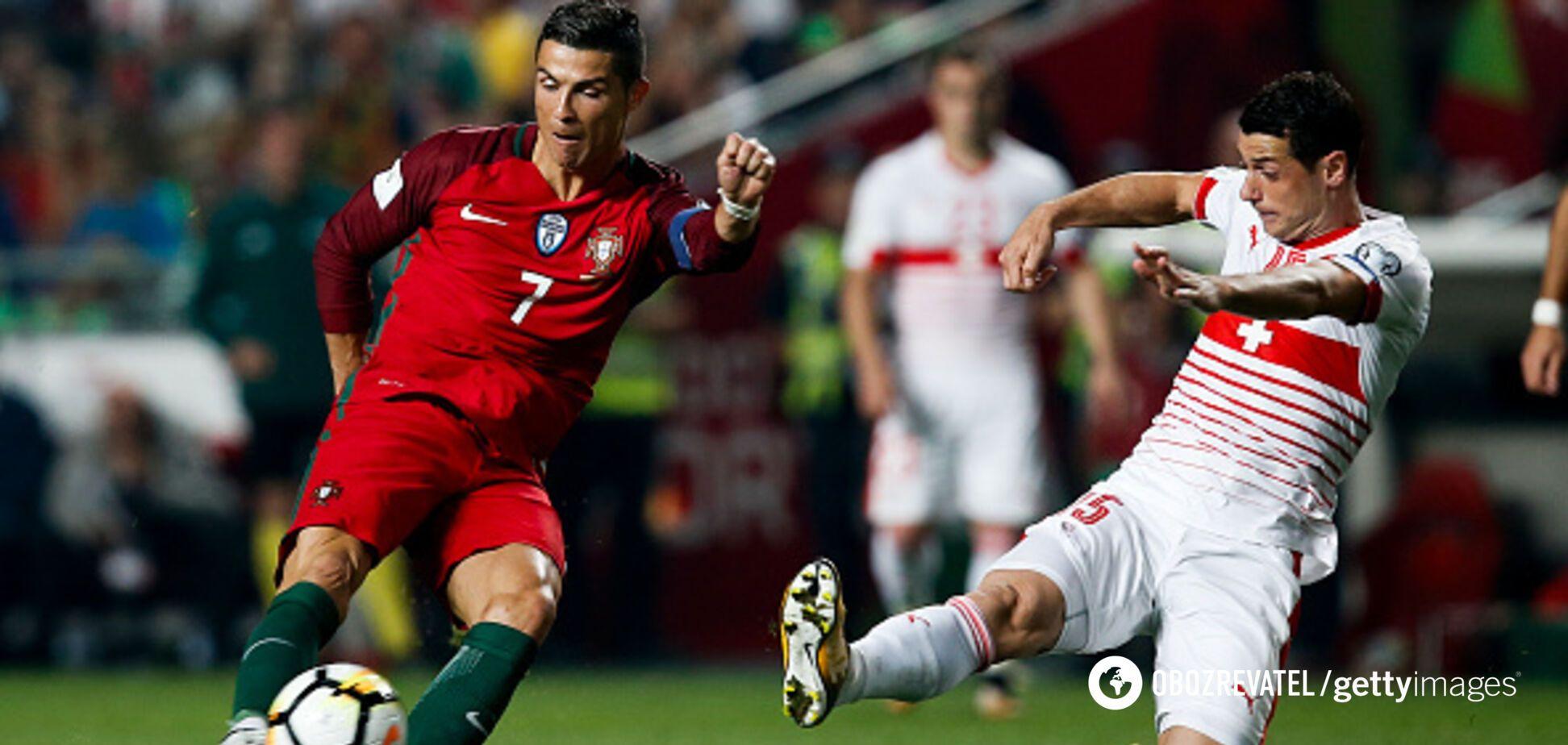 Где смотреть онлайн Португалия – Швейцария: расписание трансляций полуфинала Лиги наций