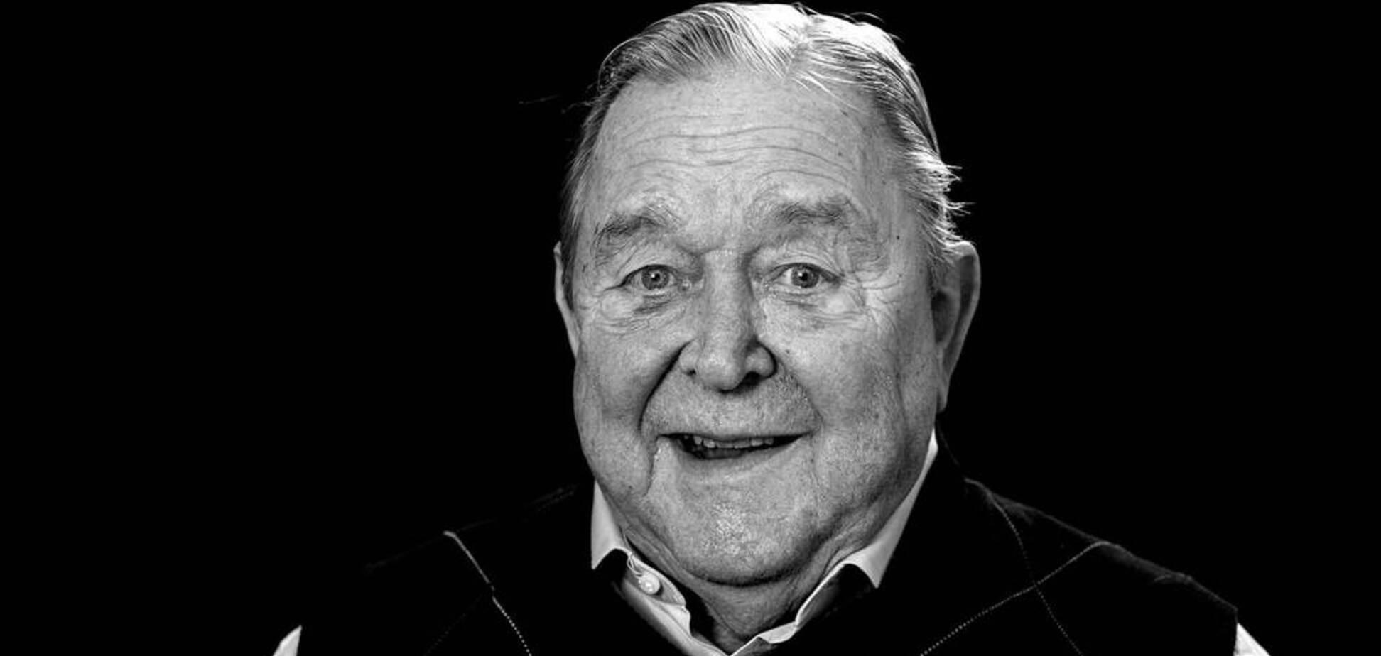 Помер легендарний президент УЄФА