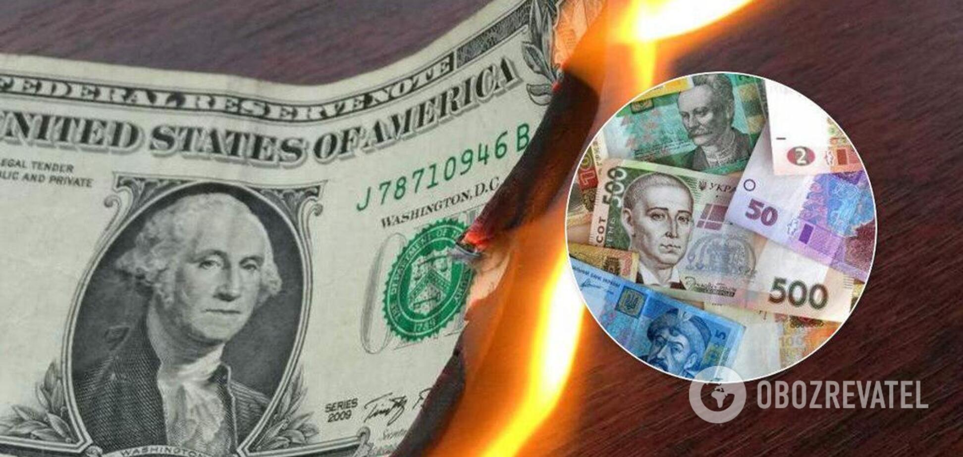 Доллар пробьет рекордную отметку: аналитики озвучили прогнозы для гривни