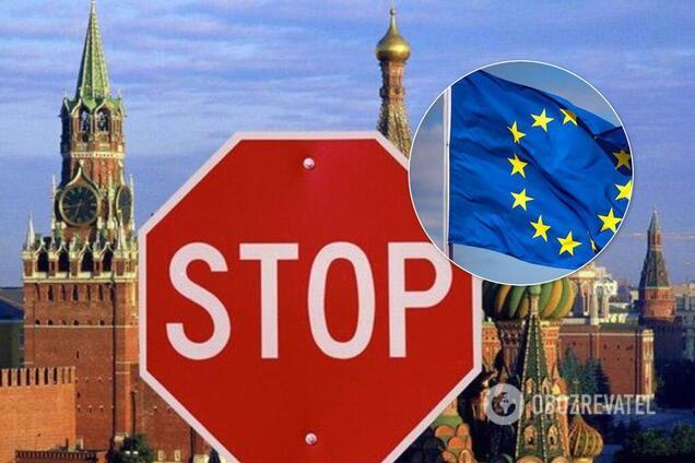 Решение о санкциях против России должно быть утверждено Советом ЕС
