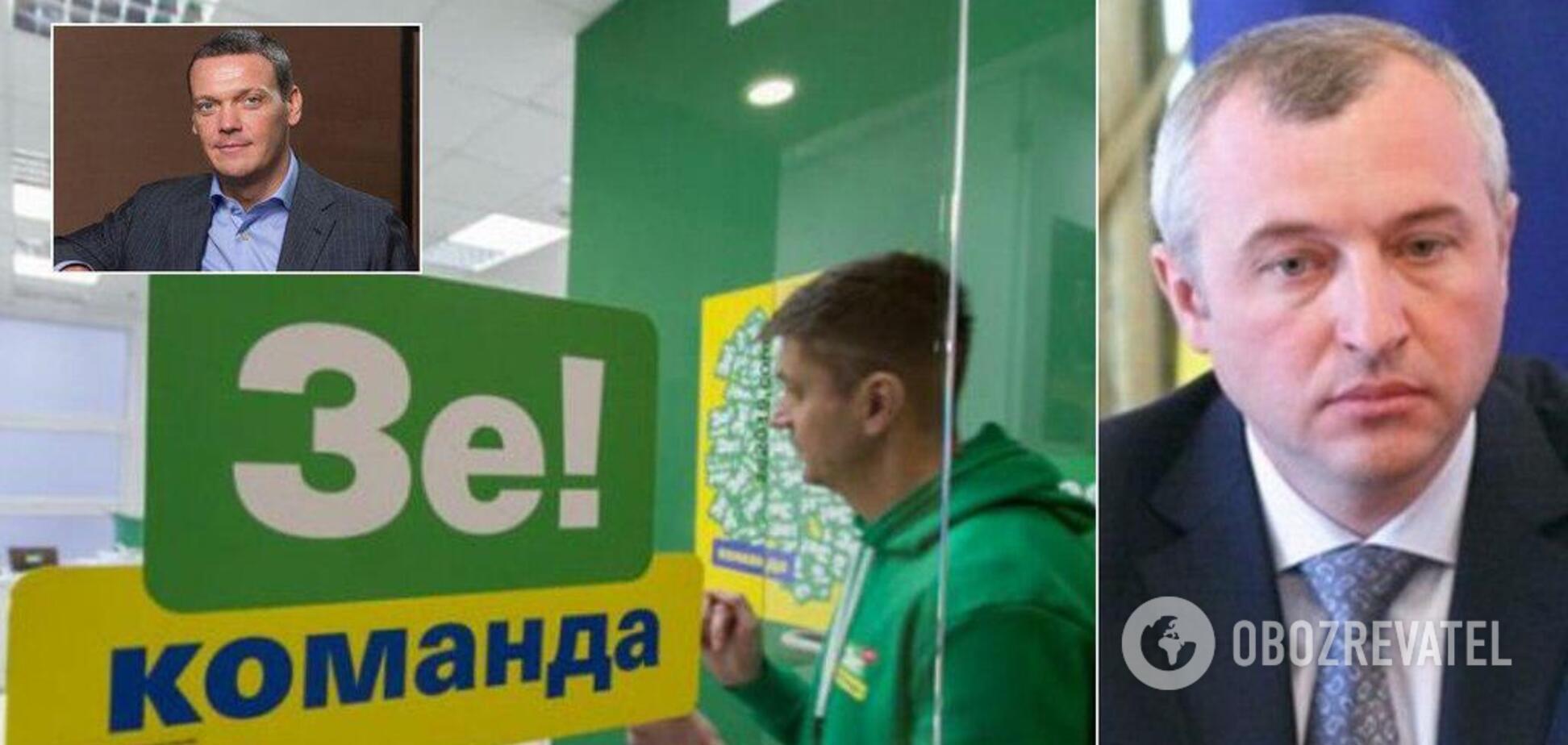 'Король' контрабанди і партнер Януковича: хто увійшов у 'тіньовий штаб' Зеленського