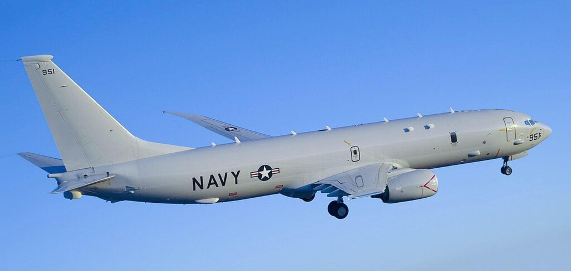 ВМС США провелиразведку возле Крыма: что известно