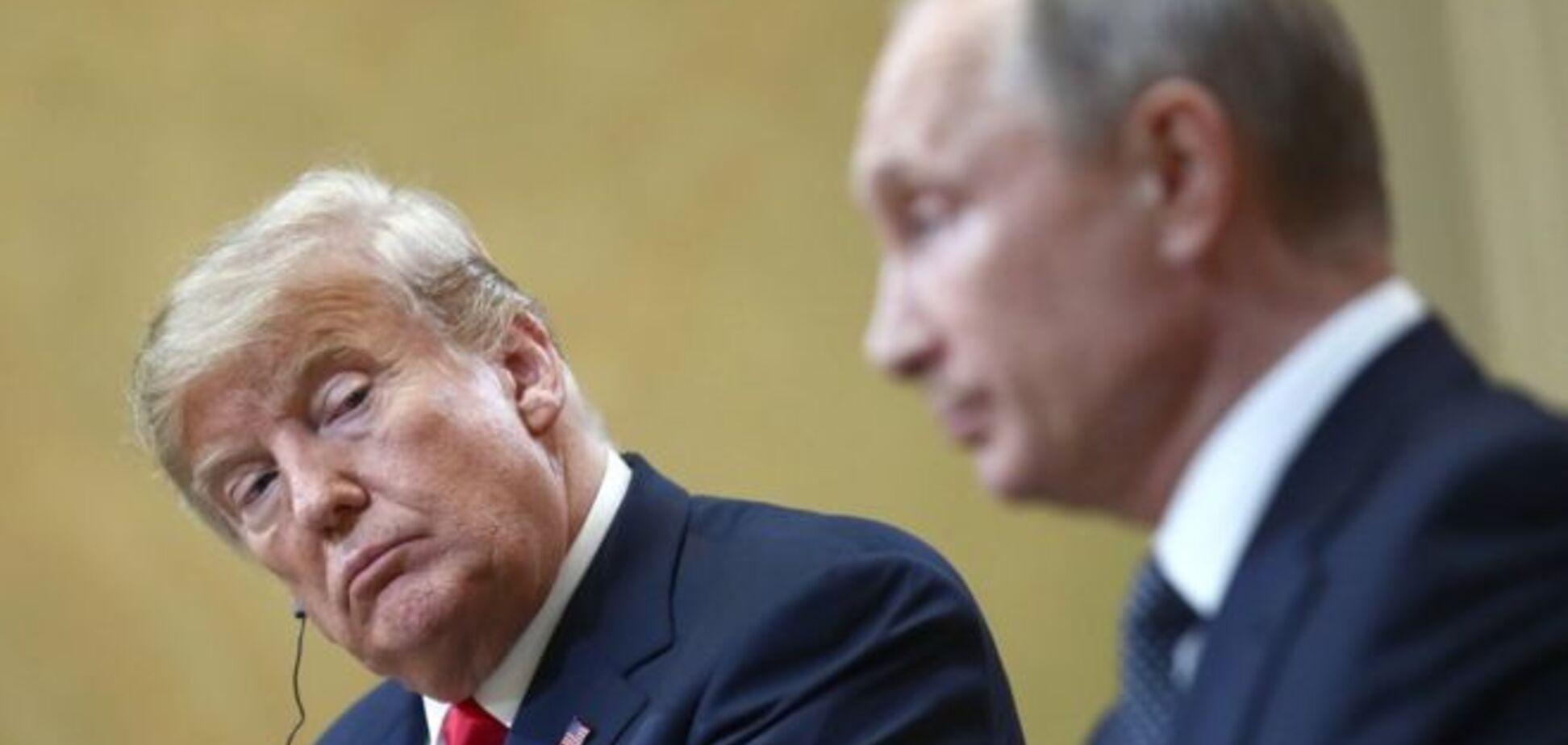 Трамп поставил Путина в непростую позицию