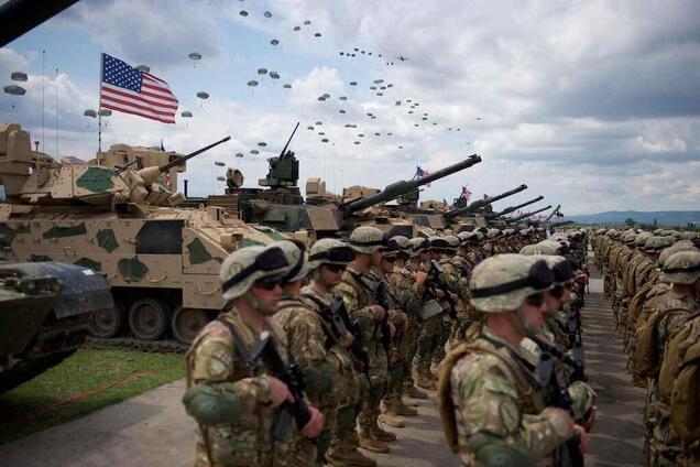 Война между США и Россией